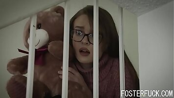 Daughter Putrescent Foster Parents Increased by They Fucked Her Up- Havana Bleu