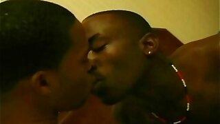 Ebony Gay Anal Fucking with Huge Black Cock